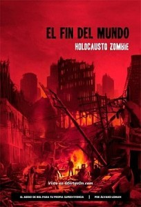 juego de rol el fin del mundo holocausto zombie