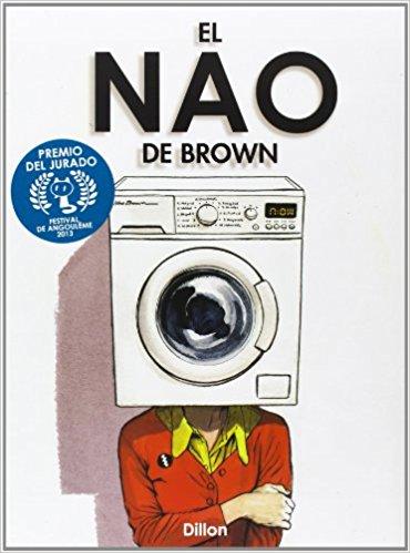 novela grafica el nao de brown