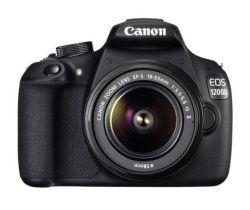 Cámara Réflex Canon 1200D + 18-55