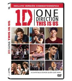 one direction this is us documental dvd