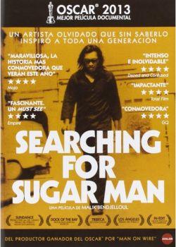 searching for sugarman documental dvd