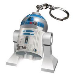 Llavero linterna Lego Star Wars KE21R2D2