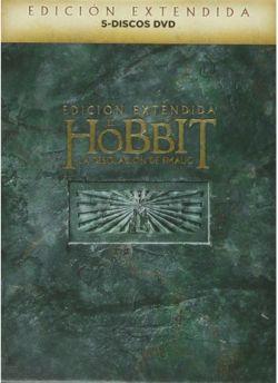 el hobbit la desolacion de smaug dvd version extendida