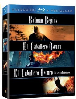 pack batman cristopher nolan blu-ray