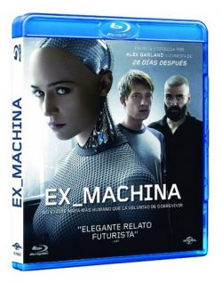 pelicula ex_machina blu-ray