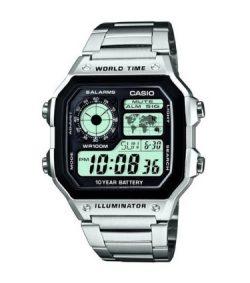 reloj de pulsera hombre casio AE-1200WHD-1AVEF