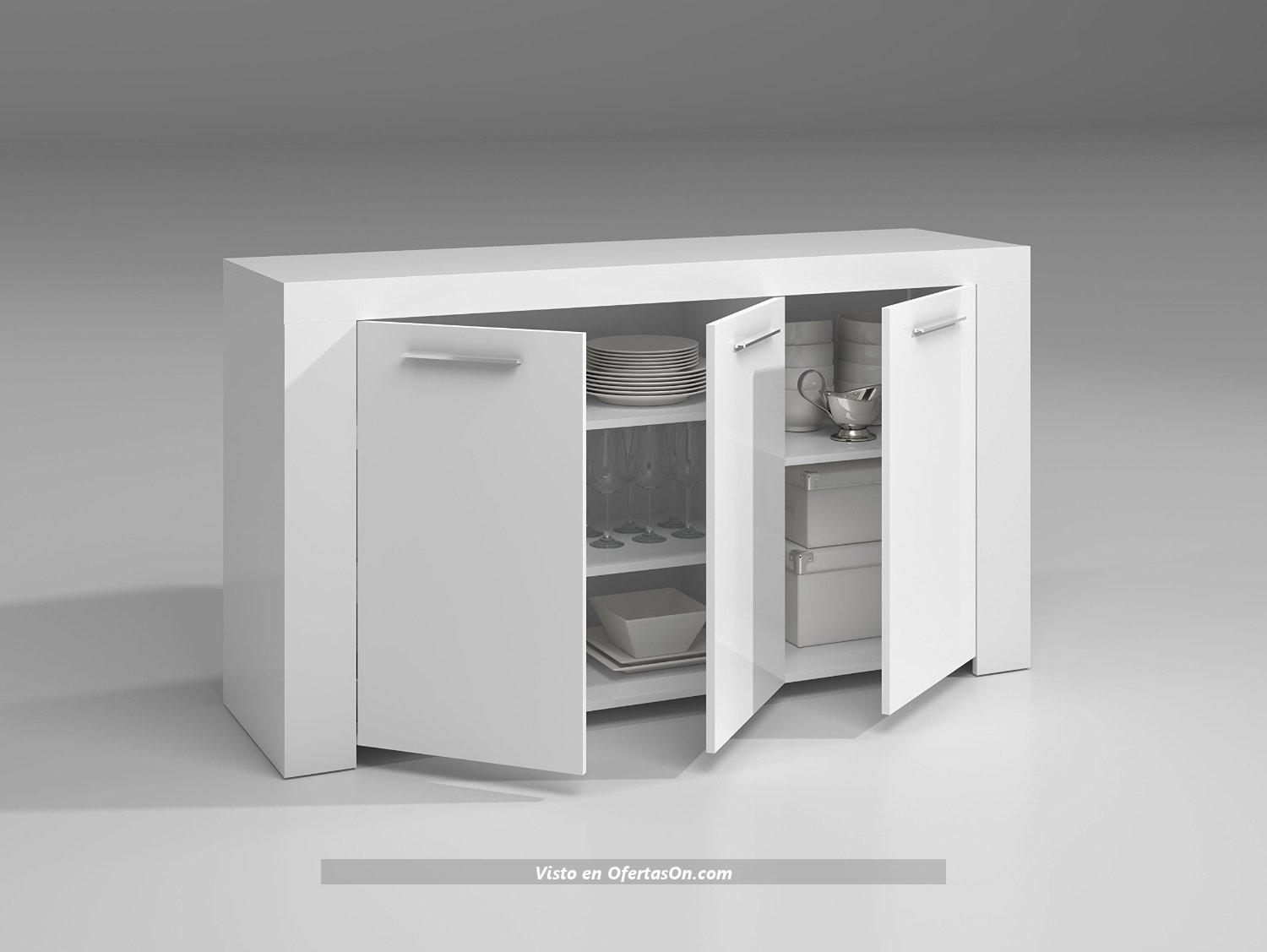 Mueble buffet moderno dise os arquitect nicos for Habitdesign muebles