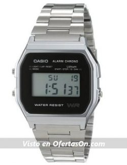 Reloj de hombre Casio Collection A158WEA-1EF