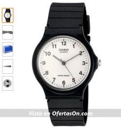 reloj de pulsera unisex analogico Casio MQ-24-7BLL