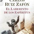 Libro El Laberinto de los Espíritus (Carlos Ruiz Zafón)