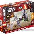 maqueta star wars rogue one caza tie fighter special forces revell