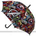 paraguas infantil de los vengadores