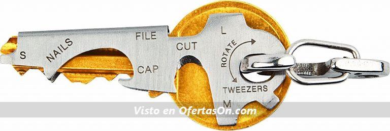 Llavero multiusos True Utility TU247 KeyTool