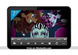 tablet infantil Ingo SGM20343 Monster High