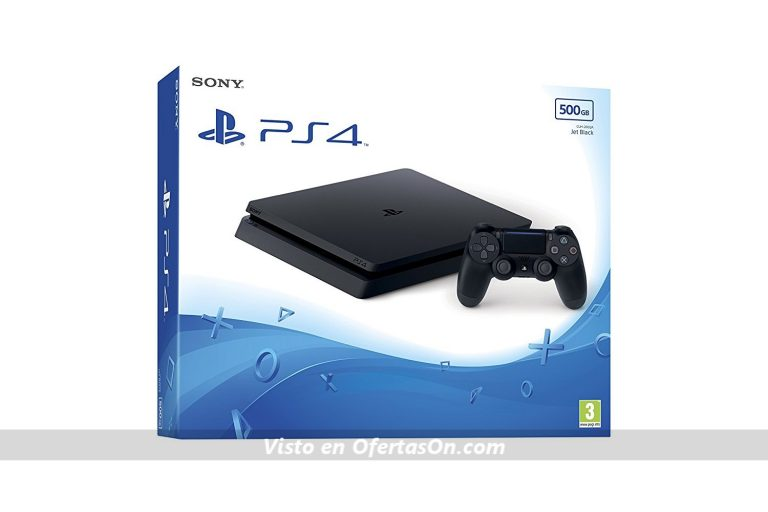 consola playstation 4 slim (ps4) 500GB