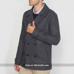 gabán de paño de lana r essentiel