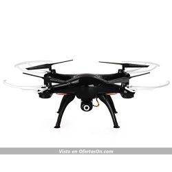 Dron con camara Syma X5SW-1 Explorers negro