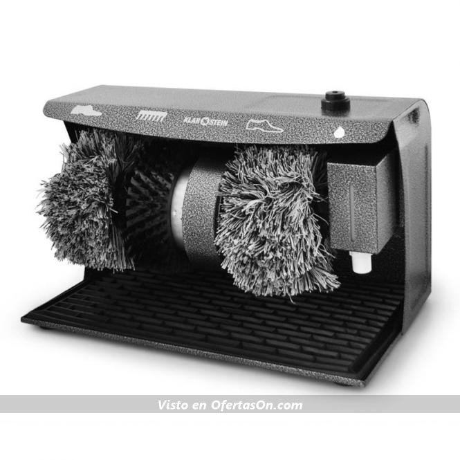 Maquina limpiadora de calzado Klarstein SPO-17C
