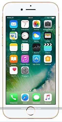 apple iphone 7 128 gb color oro