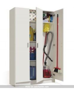 armario de resina alto abitdesign 007143O 180 x 109 x 37cm