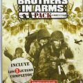 juego pc brothers in arms pack