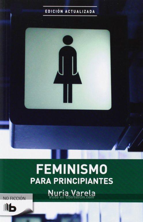 libro feminismo para principiantes de nuria varela