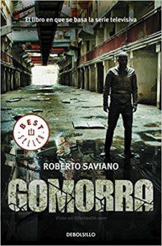 Libro Gomorra Un viaje al imperio economico y al sueño de poder de la Camorra de Roberto Saviano [Tapa blanda]