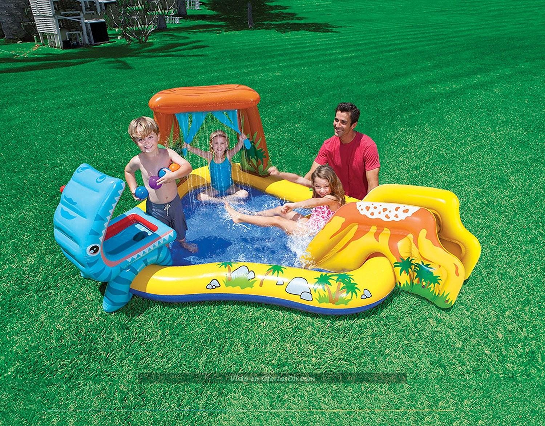 Las mejores ofertas y descuentos en piscinas hinchables for Piscinas hinchables para jardin
