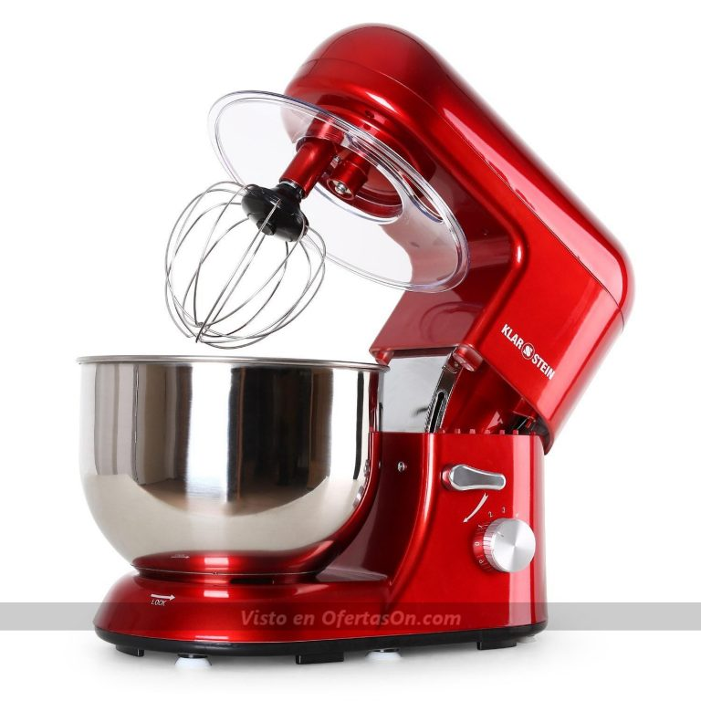 Robot de cocina Klarstein Bella Rossa 1200W 5 litros