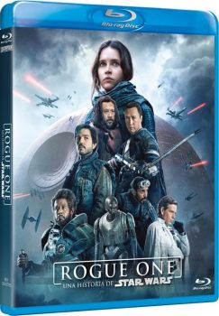Pelicula Rogue One Una Historia De Star Wars [Blu-ray]