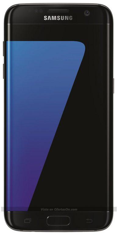 Smartphone Samsung Galaxy S7 Edge negro
