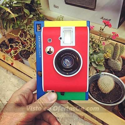 Camara de fotos instantánea Lomo Instant Mini Murano Edition