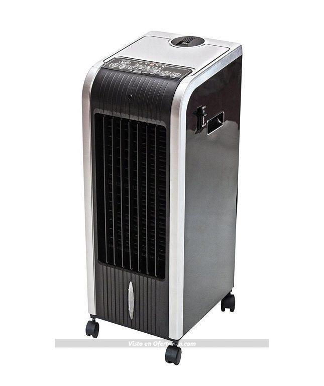 Climatizador (Calefactor Ventilador Humidificador Ionizador) A Business DC