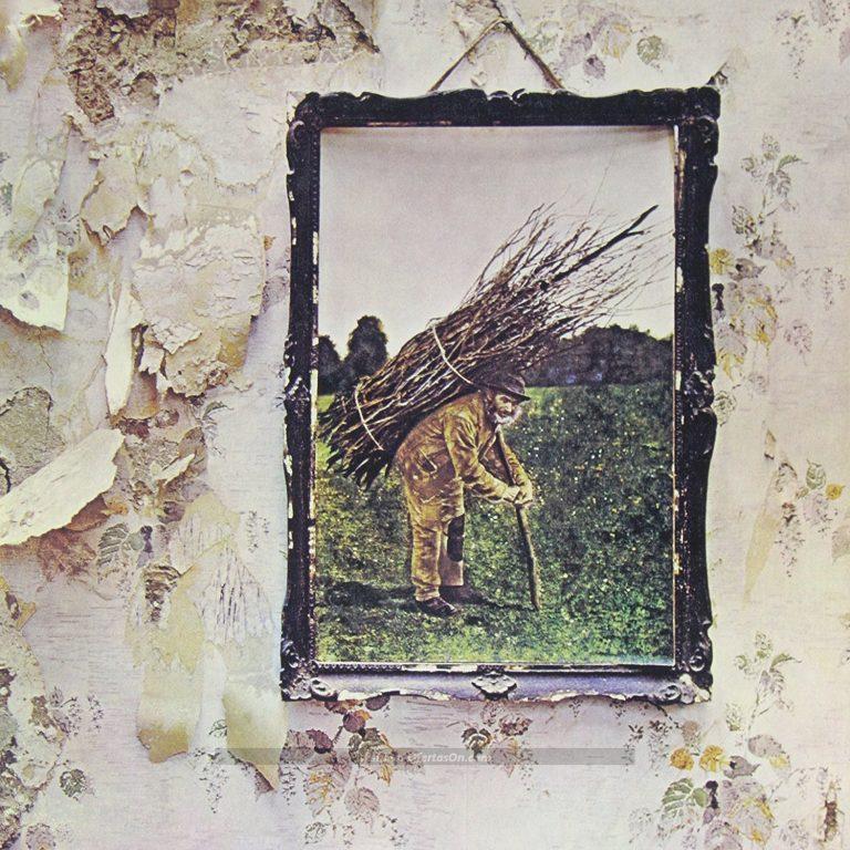 Disco Led Zeppelin - Led Zeppelin IV [Vinilo Original Remasterizado]