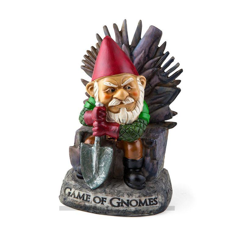 Gnomo de jardin Game of Gnomes