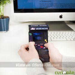 Mini Consola Arcade con 240 juegos de 16 bits
