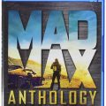 Pack 4 peliculas Mad Max - Anthology [Blu-Ray] + documental [DVD]
