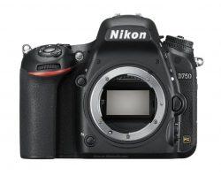 Camara digital reflex Nikon D750 24.3 Mp (solo cuerpo)
