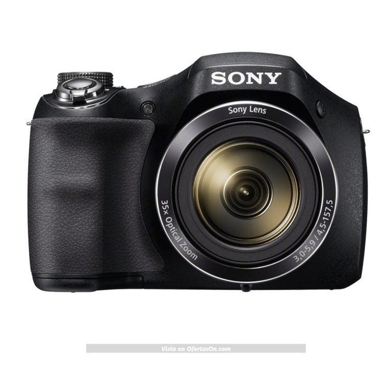 Camara digital semi-compacta Sony DSC-H300
