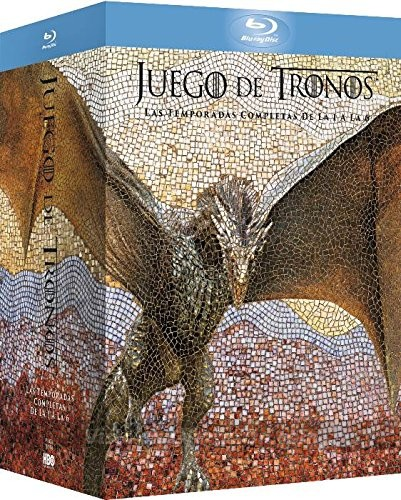 Serie Juego de Tronos - Temporadas 1 a 6 [Blu-Ray]