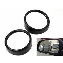 Espejo adhesivo de ángulo muerto para retrovisor (2 uds)