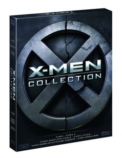 Peliculas X-Men Complete Collection (6 Blu-Ray)