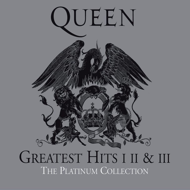 queen the platinum collection greatest hits i, ii, iii