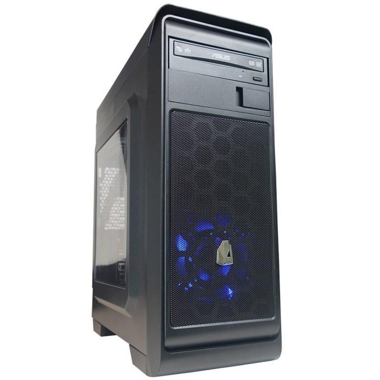 CPU PC NitroPC Gamer Nitro X (3,90Ghz, T. Gráfica R7 2GB, Hdd 1Tb, Ram 8GB + Windows 10 64 bits Prel.)