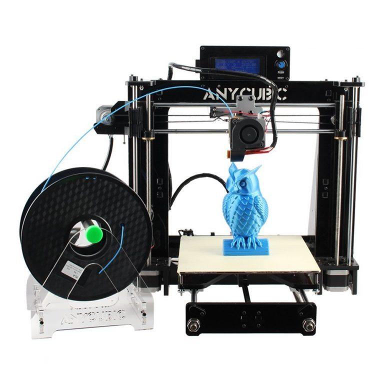 Impresora 3D Anycubic Prusa I3 con filamento 1Kg