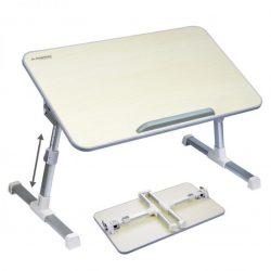 Mesa de cama ajustable Avantree color beige