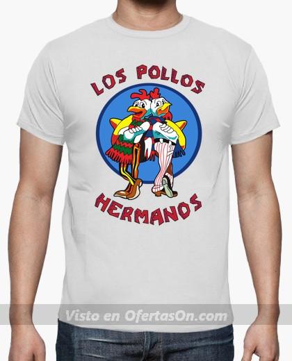 Camiseta Los Pollos Hermanos (Breaking Bad)