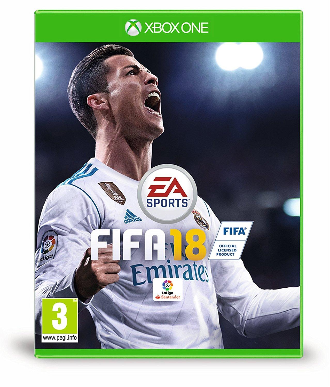 Juego Fifa 18 Pc Nintendo Switch Ps3 Ps4 Xbox 360 Xbox