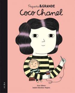 Libro Pequeña y grande Coco Chanel de Ana Alberto y Mª Isabel Sánchez Vergara [papel]