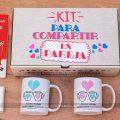kit para compartir en pareja